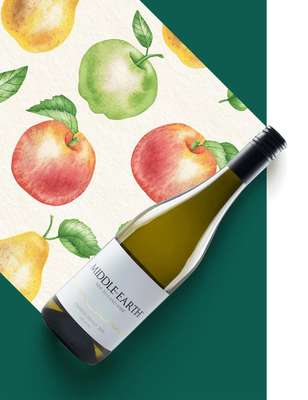 Middle-Earth Wines Chardonnay 2019