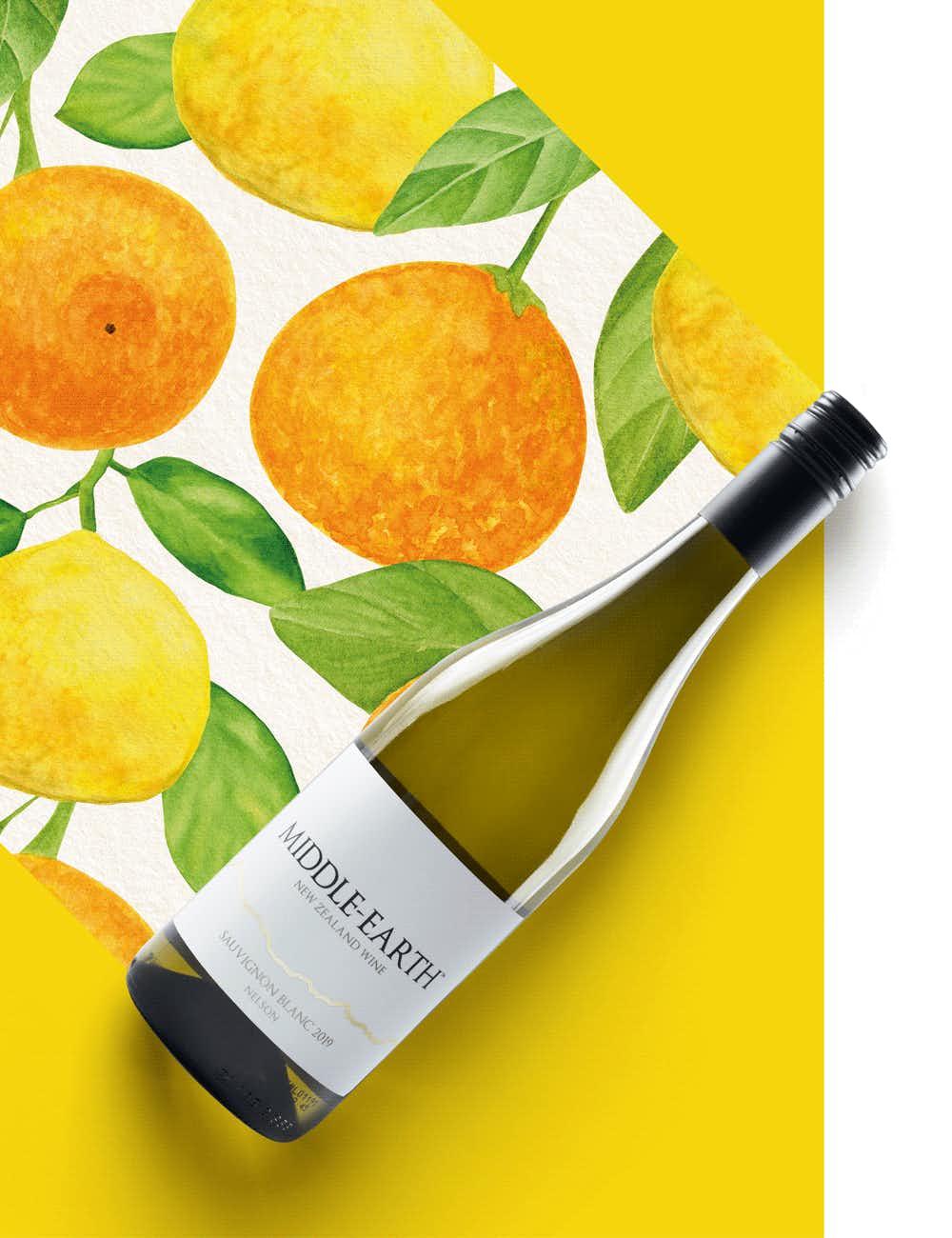 Middle-Earth Wines Sauvignon Blanc 2019