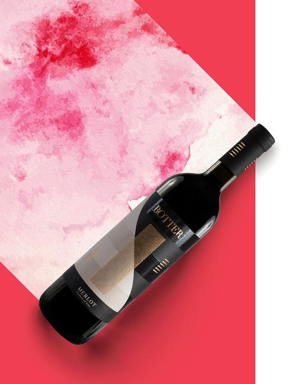 Botter Wines Merlot 2018