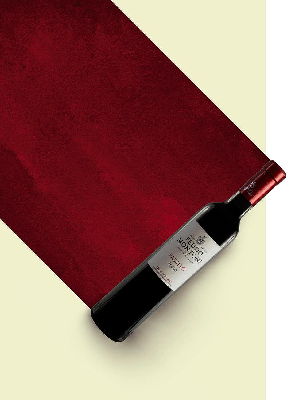 Feudo Montoni Passito Rosso NV (Half)