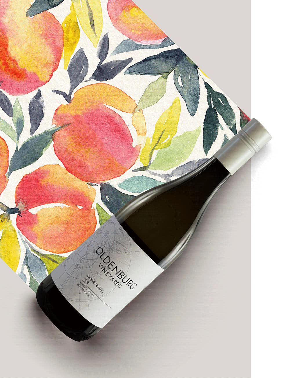 Oldenburg Vineyards Chenin Blanc 2018