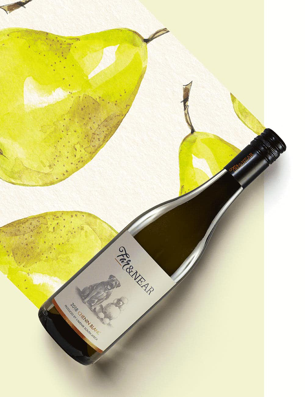 L'Avenir Estate Far & Near Chenin Blanc 2018