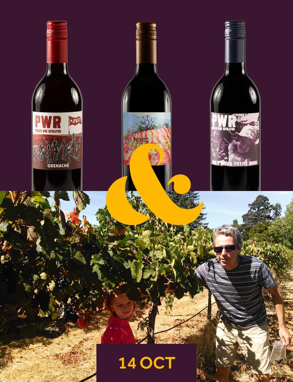 Producer tasting: People's Wine Revolution