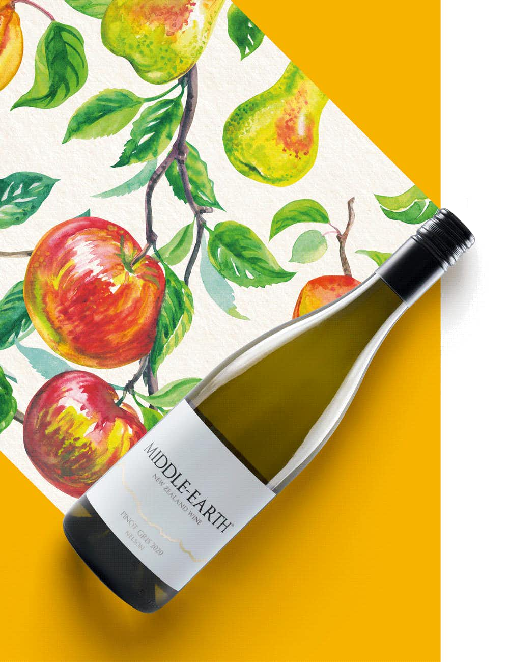 Middle-Earth Wines Pinot Gris 2020