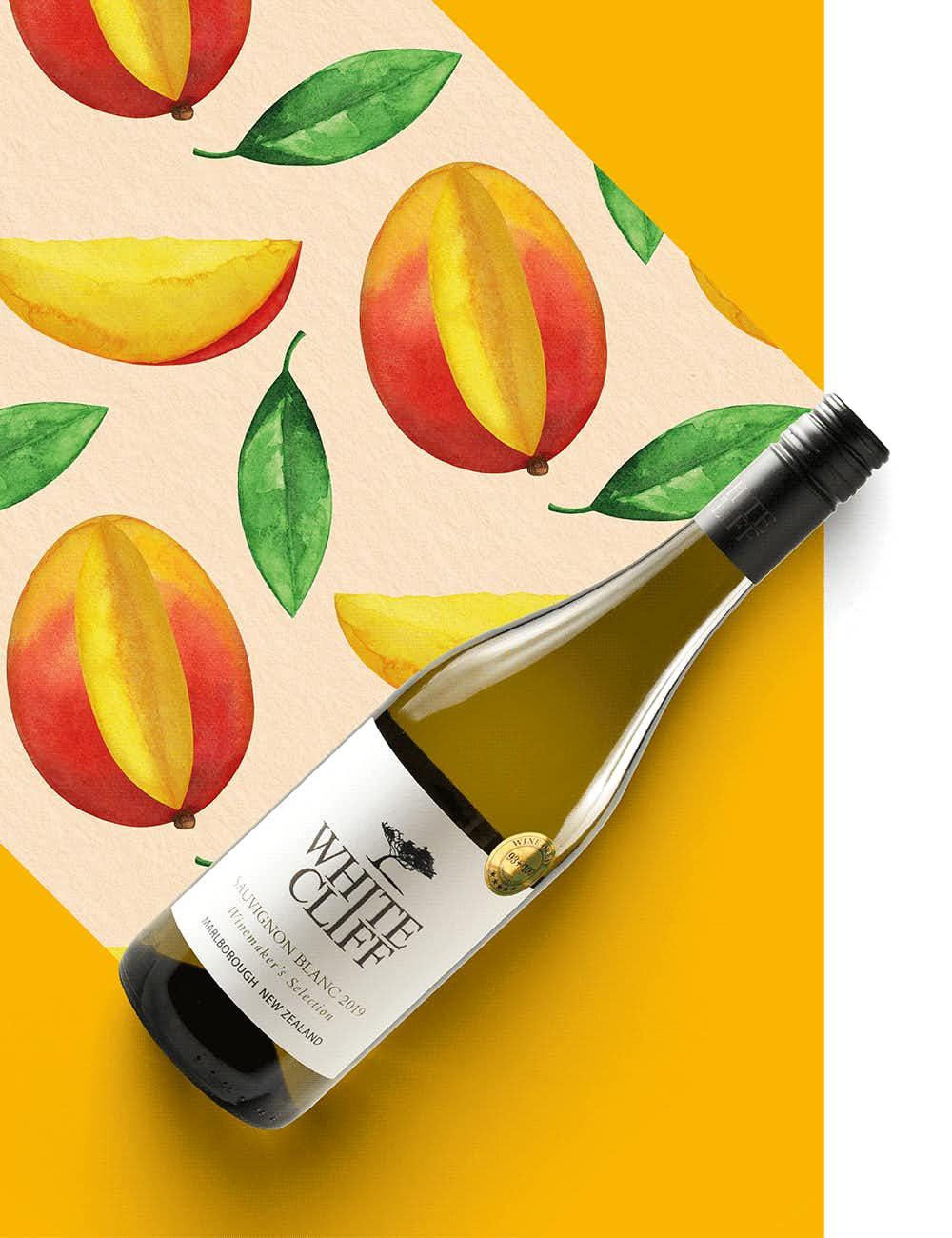 Whitecliff Wines Winemaker's Selection Sauvignon Blanc 2019