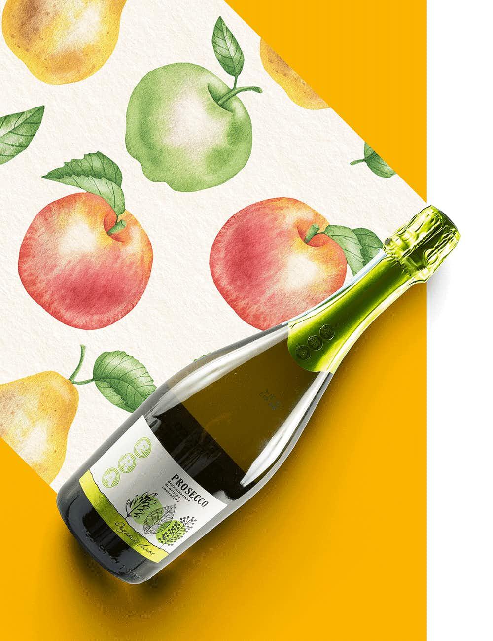 Botter Wines Era Organic Prosecco Extra Dry 2018