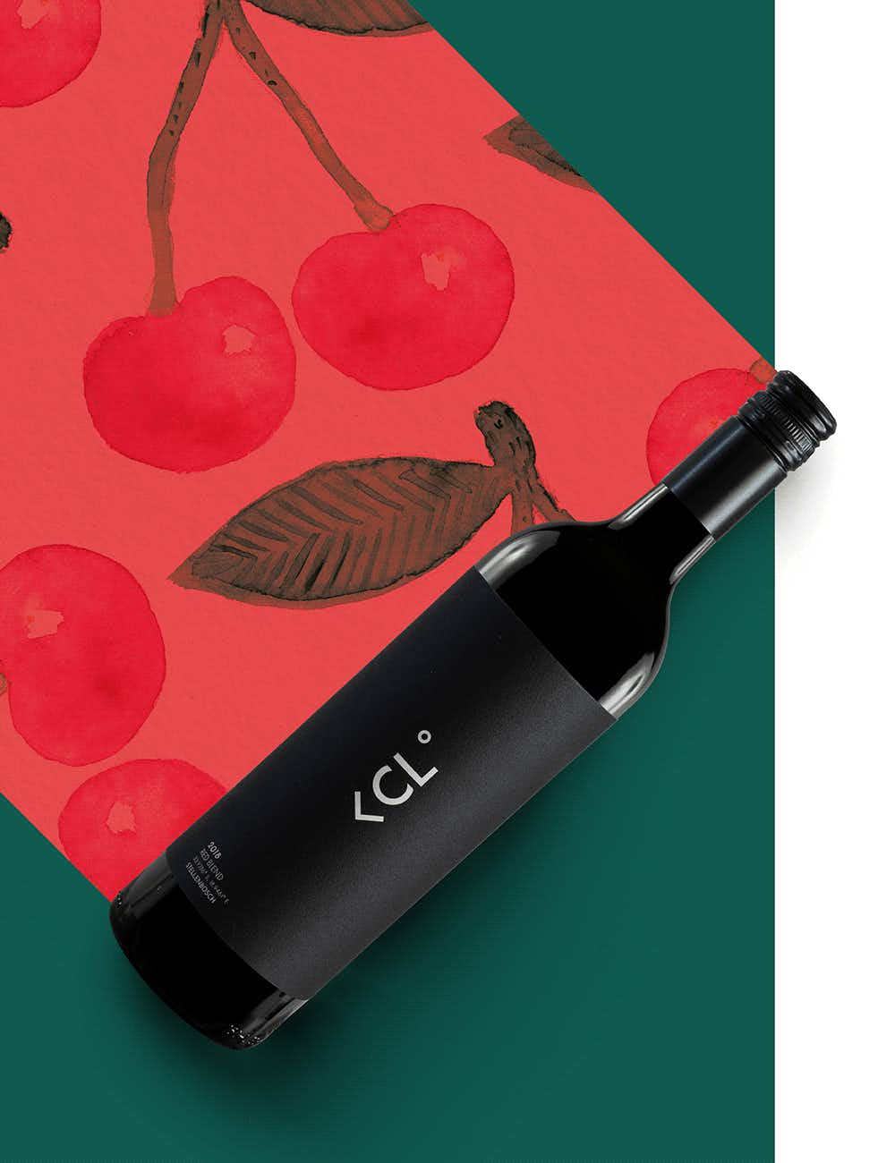 Oldenburg Vineyards CL° Red Blend 2018