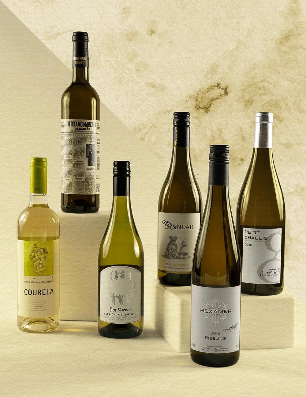 Wine& a white good go