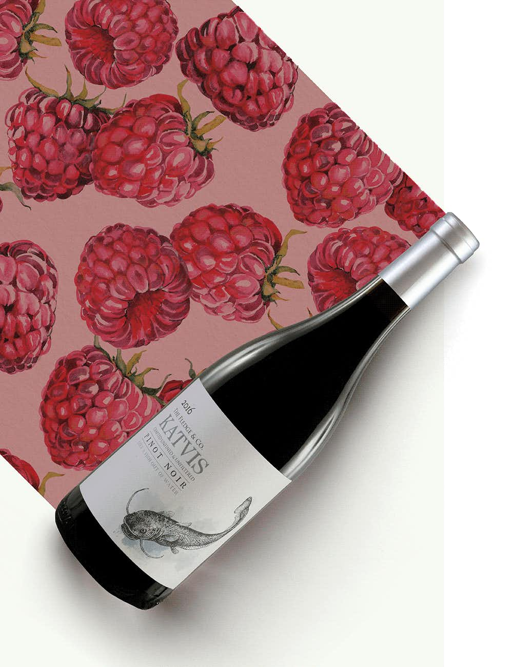 The Fledge & Company Katvis Pinot Noir 2016