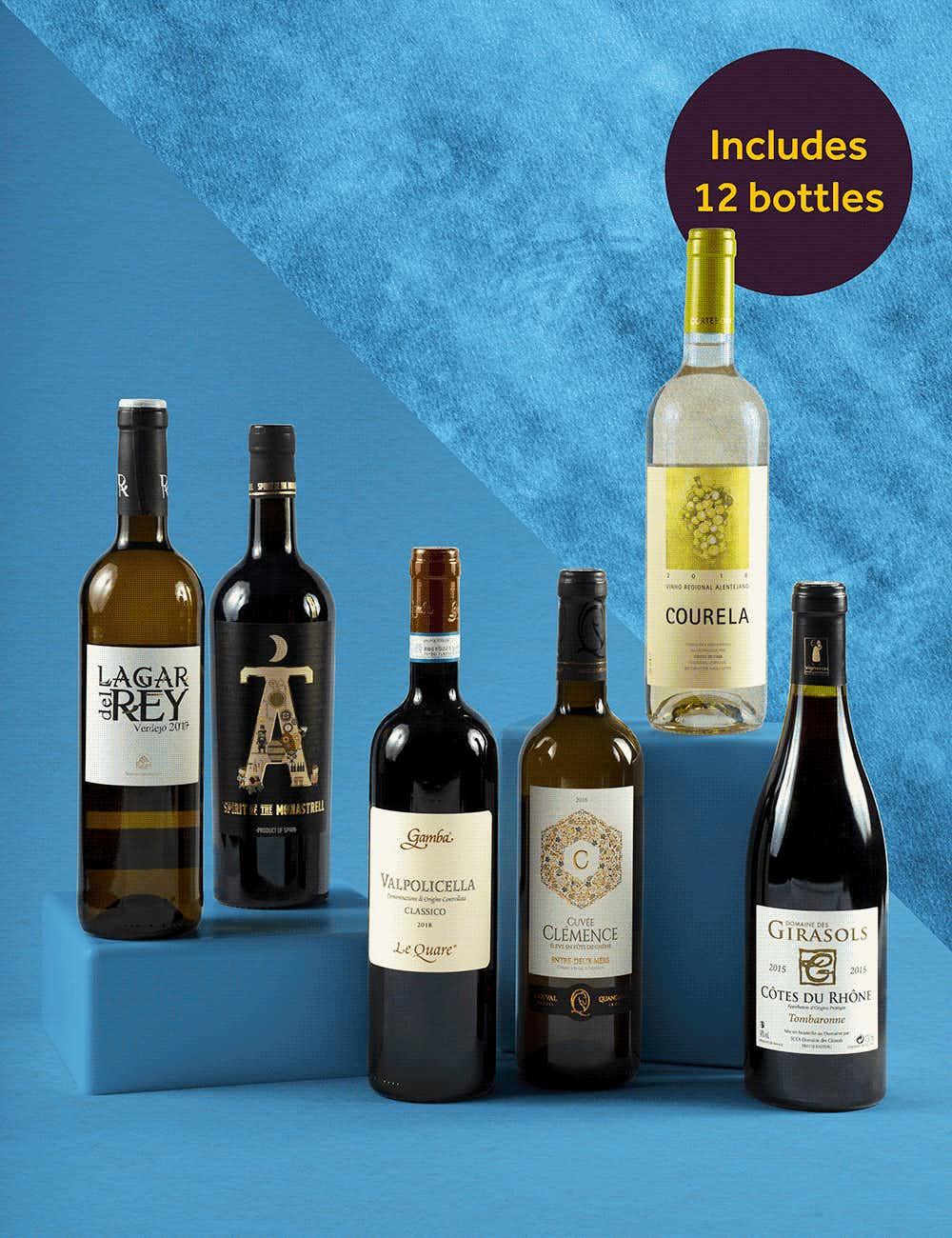 Wine& old world treasures