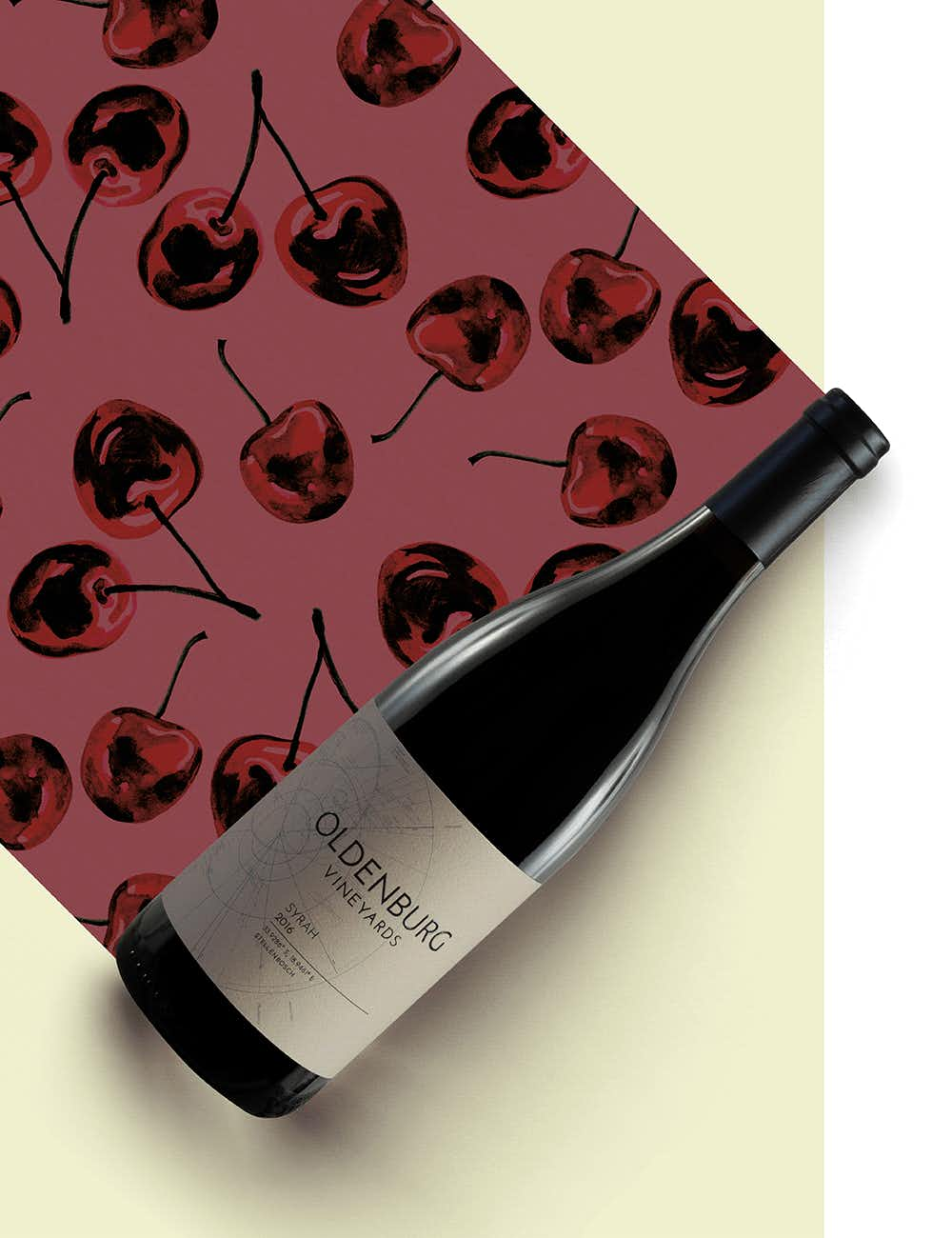 Oldenburg Vineyards Syrah 2016