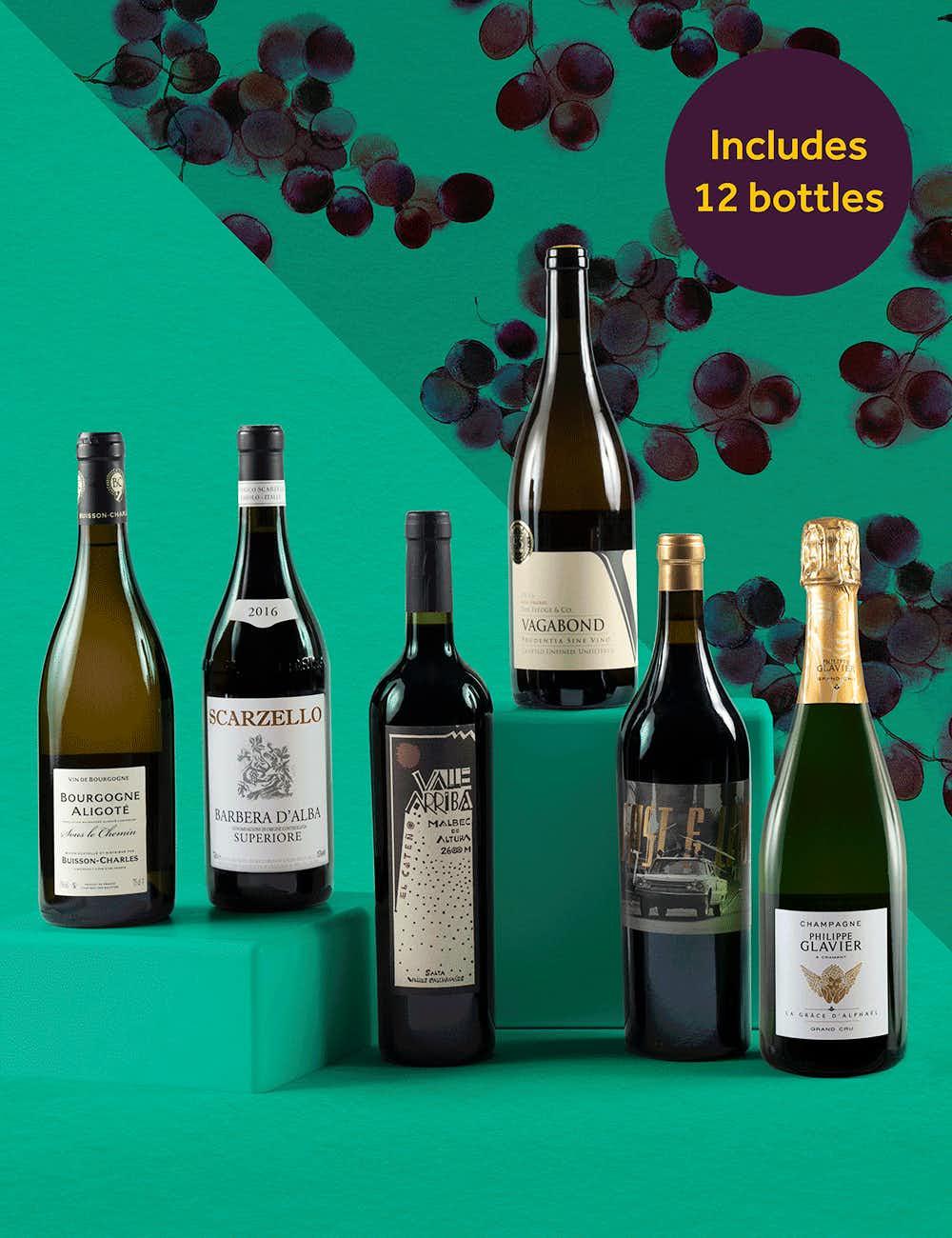 Wine& a special wine club night