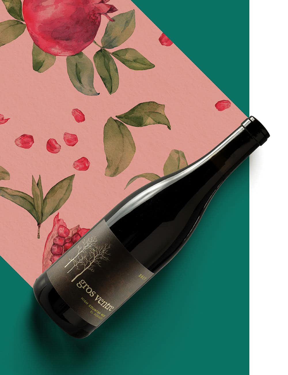 Gros Ventre High Country Red Passe-tout-Grains 2017