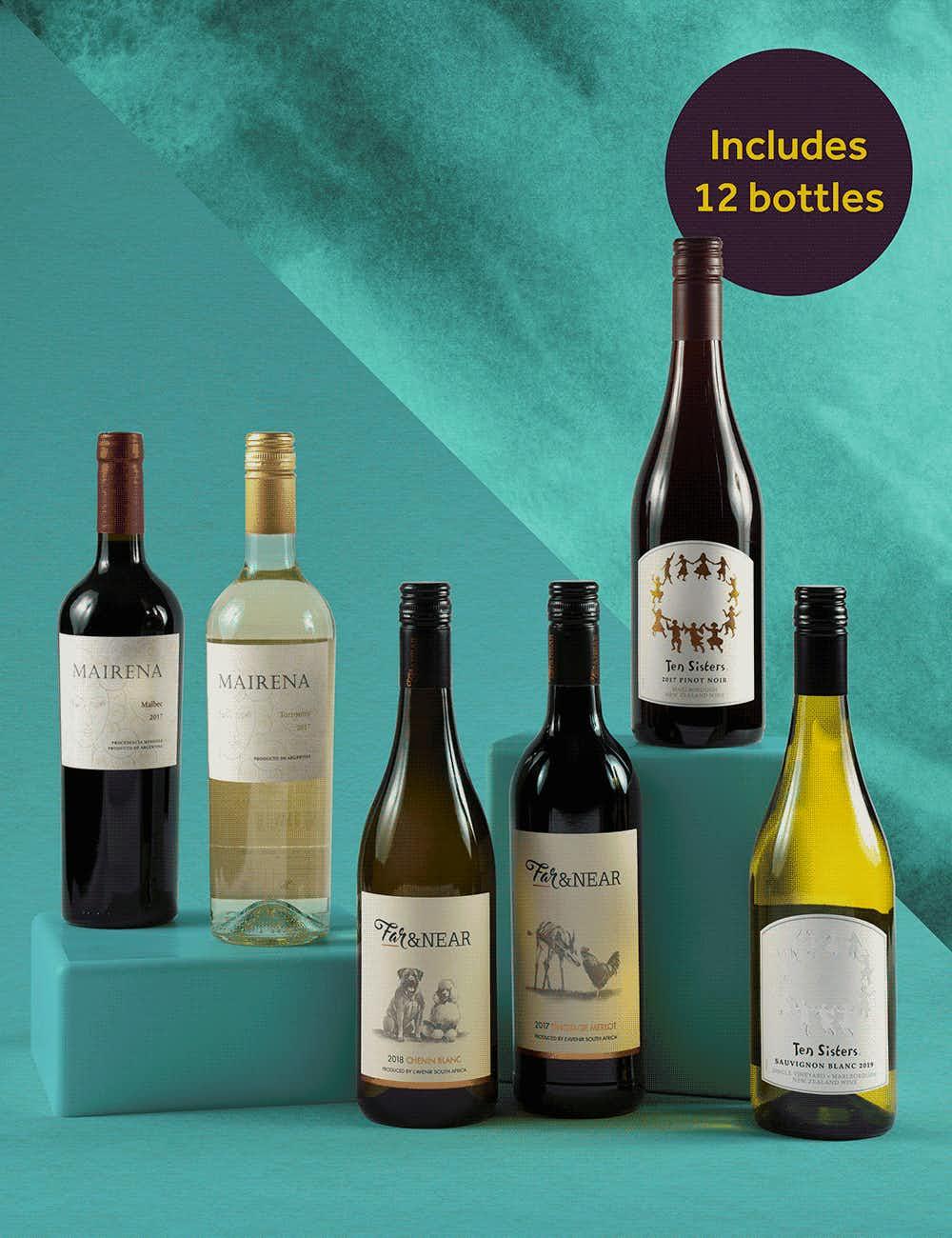 Wine& new world wonders