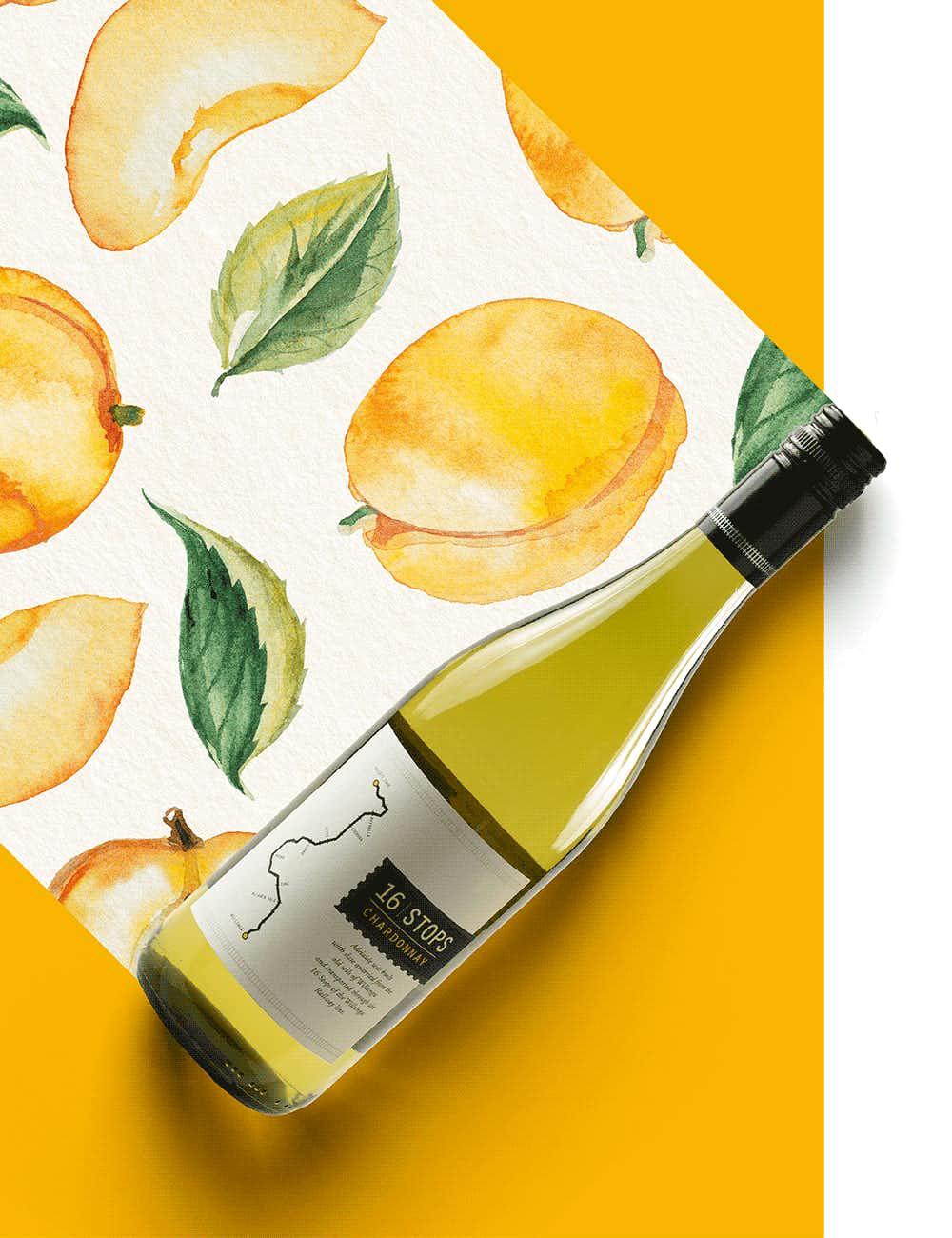 Willunga 100 16 Stops Chardonnay 2018
