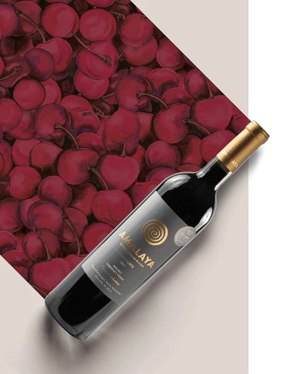 Amalaya Wines Malbec Gran Corte Barrel Selection 2017