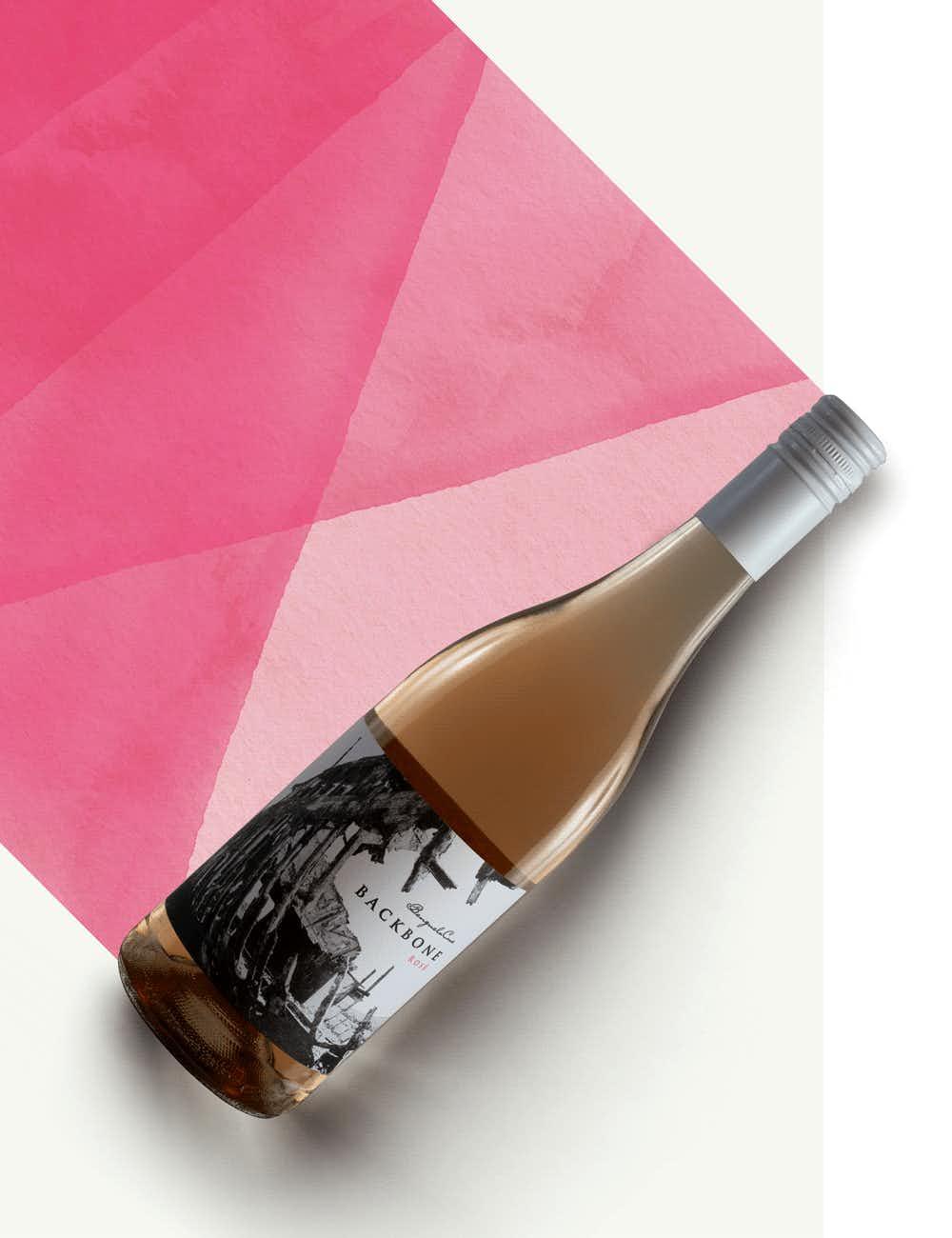 Benguela Cove Backbone Rosé 2020