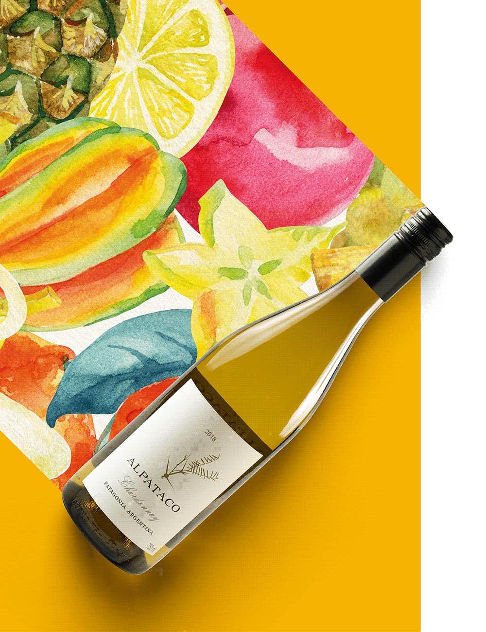 Bodega Familia Schroeder Alpataco Chardonnay 2018