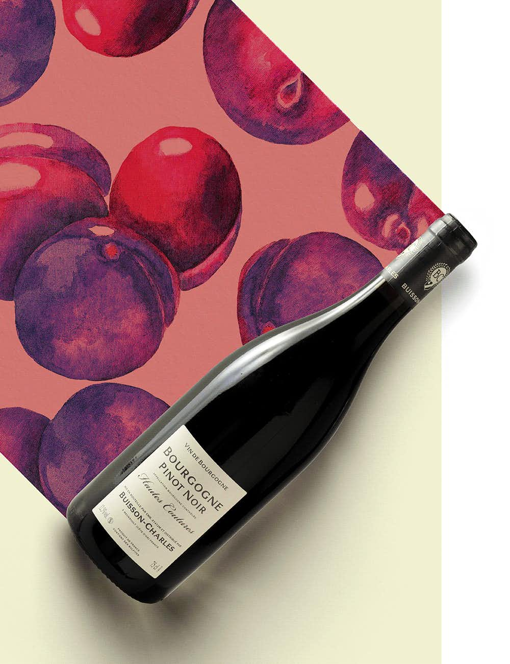 Buisson-Charles Bourgogne Pinot Noir Hautes Coutures 2017